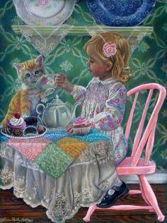 A Friend For Tea, Tricia Reilly-Matthews
