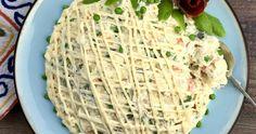 Iranian-Style Chicken & Potato Salad (Olivier Salad)