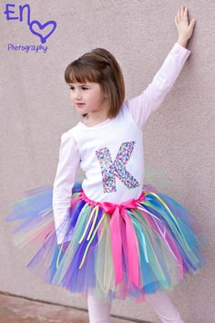 For Olivia's Bday!....Birthday+Surprise+Tutu+TODDLER+Size+by+jujustutus+on+Etsy,+$44.99