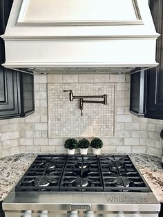 Kitchen Backsplash. Backsplash: (offset) Emser/Tumbled Mocha  (border) Emser/Trusa Mocha  (straight) Daltile/Stone Radience Amos / caramel trav blend Kitchen Backsplash. Kitchen Backsplash. Kitchen Backsplash. Kitchen Backsplash #Kitchen #Backsplash Beautiful Homes of Instagram @whistiques