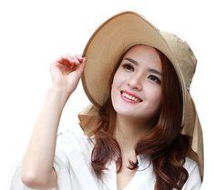 UV Sun hats women summer hats Sun (Brown) 30th floor http://www.amazon.com/dp/B01C41HI7K/ref=cm_sw_r_pi_dp_-30cxb1XY131S