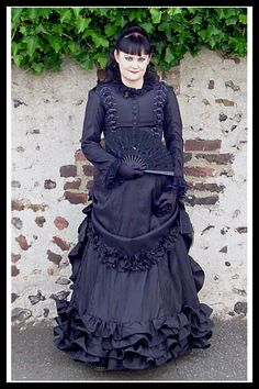 # The Kensal Green made by gothic uk to order and in all fabrics and colours using traditional and modern techniques to create a look and finish. Victorian Fabric, Victorian Gothic, Steampunk Wedding Dress, Gothic Wedding, Rebel Fashion, Green Gown, My Fair Lady, Steampunk Clothing, Occasion Wear