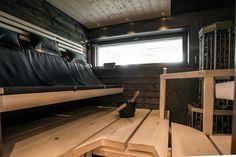 Rento tunnelma saunassa Saunas, Flat Screen, Spa, Inspiration, Sauna Ideas, Designs, Benches, Bathrooms, Material