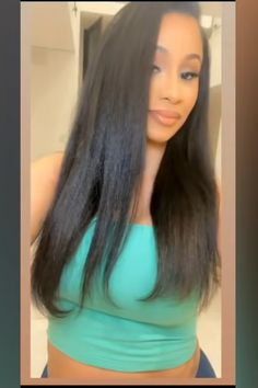 How To Create & Apply Cardi B's Homemade Hair Mask That Will Help Grow & Maintain Healthy Hair Length Cardi B Braids, Curly Hair Styles, Natural Hair Styles, Natural Hair Mask, Pelo Natural, Curl Pattern, Soft Curls, Hair Photo, Blow Dry