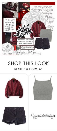 """""""I am fashion"""" by megi-queen ❤ liked on Polyvore featuring Topshop, J Brand, INC International Concepts and WALL"""