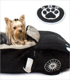 Super soft suspension for easy handling and hours of doggie naps. One test drive and we guarantee your dog will be a DMW (Doggie Motor Works) fan for life! Comes with a 1-year, or 10,000 mile warranty