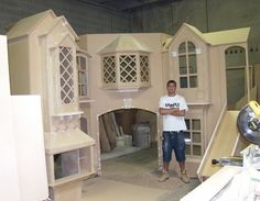 indoor playhouse - Google Search