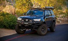Expedition Long Travel 2014 Toyota 4 Runner | Tav LLC