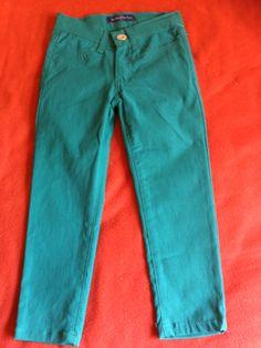 Pantalón verde