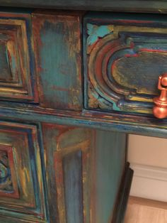 Old Furniture Decoration – My Life Spot