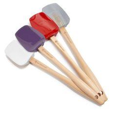 Le Creuset® Spatula Spoons   Sur La Table