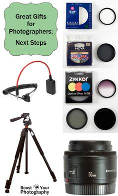 Great Gifts for Photographers (and Yourself) | Boost Your Photography