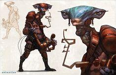 Aliens - www.artofben.com