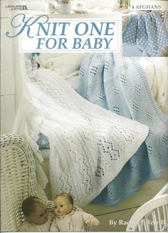 Knit One For Baby Leisure Arts 2687 Knit by KnitKnacksCreations