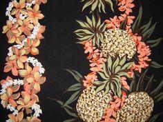 Hawaiian pattern