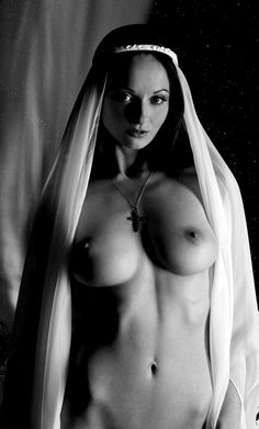 Virgin Mary Naked 96