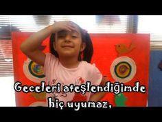 Batıparklı Çocukların Anneler günü sürprizi - YouTube