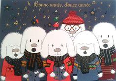 amelielaffaiteur_cartesdart_chorale_chiens_hiver