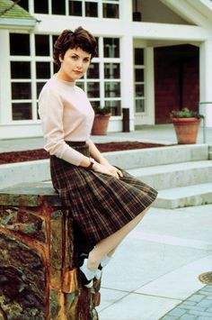 Suits and Skirts: Twin Peaks: Audrey Horne