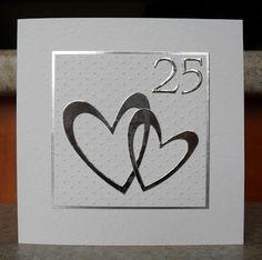 Helen's Craft Haven...: Anniversary Cards
