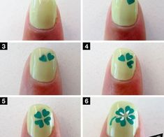 38 Interesting  Nail Art Tutorials-click on the pic folks to follow the link, it's awesome! CL