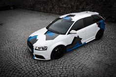 Weximan - Welcome Audi Sports Car, Sport Cars, Camouflage, Ibiza, Camo Truck, A3 8p, Vinyl For Cars, Rat Rods, Car Accessories For Girls