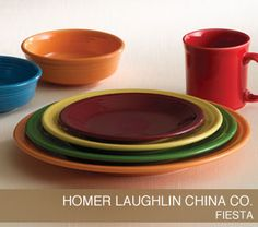 Homer Laughlin China Co. - East Liverpool, Ohio (since East Liverpool Ohio, Tent Sale, Color Glaze, Homer Laughlin, Outlet Store, Made In America, Vintage Pottery, Ancestry, Kitchen Dining