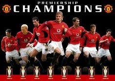 Manchester United - CHAMPIONS!!!    Glory, Glory Man United!