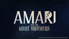 Amari & the Night Brothers by B. B. Alston — Official Trailer Book Trailers, Official Trailer, Brother, Night