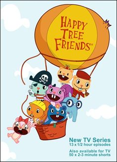 16 Best Happy tree friends images | Happy tree friends, Animated