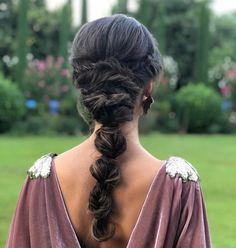 New Ideas hair ideas casual hairstyles up dos Casual Hairstyles, Party Hairstyles, Indian Hairstyles, Bride Hairstyles, Cool Hairstyles, Julia, Bridesmaid Hair, Hair Dos, Bridal Hair
