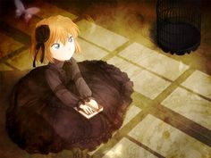 Detective Conan Case Closed Haibara Ai Gothic Lolita