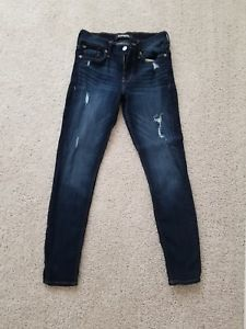 41260563594 Express Jeans Size 2S womens Jean s express clothing ...