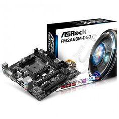 PB ASROCK FM2+ FM2A58M-DG3+(u.S.SAT.R.GBL.DDR3)