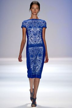 New York Fashion Week Spring 2013 RTW: Tadashi Shoji | I Should Have Been A Blogger