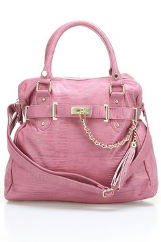 Steve Madden Satchel In Pink Purses And Handbags Tote Things