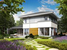 Projekt domu AC Rodrigo II G2 - DOM AF5-92 - gotowy projekt domu