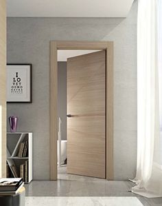 top best interior door design ideas for your stylish and modern home 2 Shaker Style Interior Doors, Frosted Glass Interior Doors, White Interior Doors, Interior Door Styles, Interior Doors For Sale, Door Design Interior, Doors And Floors, The Doors, Wood Doors
