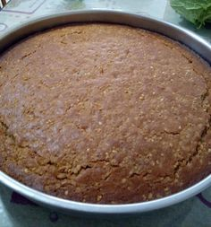 Greek Cooking, Cooking Time, Strawberry Cheesecake, Brownie Bar, Dessert Recipes, Desserts, Oatmeal, Food And Drink, Sweets