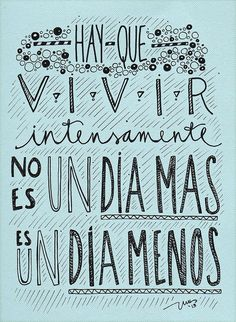 Spanish quote, frase motivadora