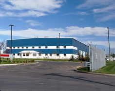 BFI Canada Progressive Waste Facility, Rocky View County, AB - Butler Buildings (Canada)