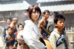 Emi Takei returns as Kaoru Kamiya in RUROUNI KENSHIN: KYOTO INFERNO... in cinemas Aug 20th!  Catch it at SM Cinema-Sta. Mesa