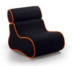 Club fauteuil - LaForma - zwart