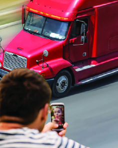 El Trailero Magazine - How Truckers can keep Love Strong in their Long-Distance Relationships