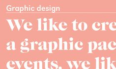 Fonts Used: Caslon Graphique, URW Grotesk #Typewolf Typography Inspiration