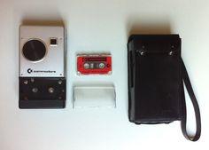 Commodore Voice Recorder