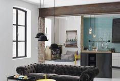 Ouverture mur porteur entre cuisine et salon