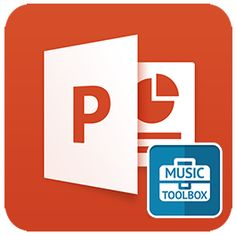PowerPoint Creation, Working Cross Platform on PPT, Voice-over PPT, Music Toolbox, Sound recording with powerpoint. Music Education, Tool Box, Tips, Music Ed, Toolbox, Music Lessons, Tool Cabinets, Counseling