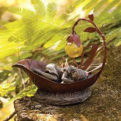 Have to have it. Evergreen Enterprises Dreamer Fairy Solar Garden Statue $39.99