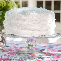 Reese Witherspoon's Coconut Cake